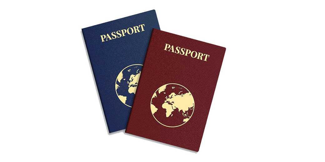 passport NEP