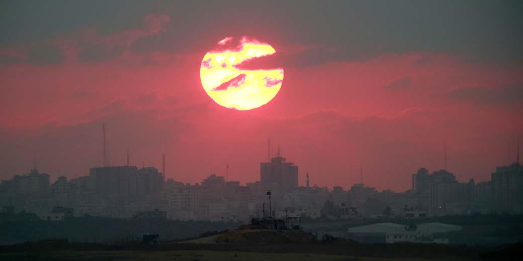 גבול ישראל רצועת עזה