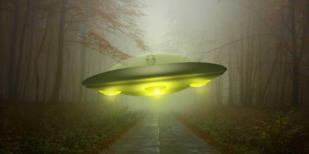 UFO-Pixabay