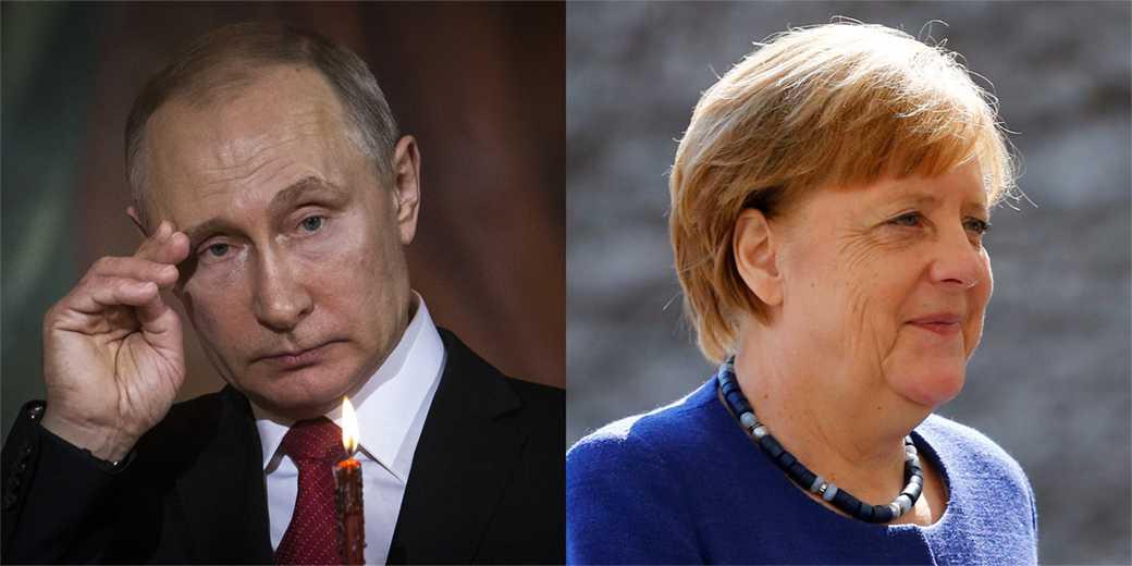 Фото: Alexander Zemlianichenko/Hannibal Hanschke, Reuters