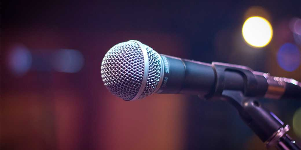 microphone Pixabay