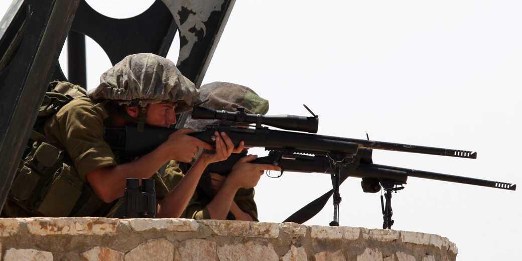 snaiper soldat kaminski2010-11-4164 yaron kaminski