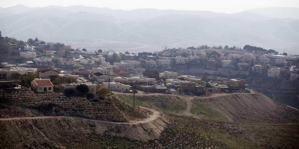 773634_Settlement_KfarAdumim_LiorMizrahi