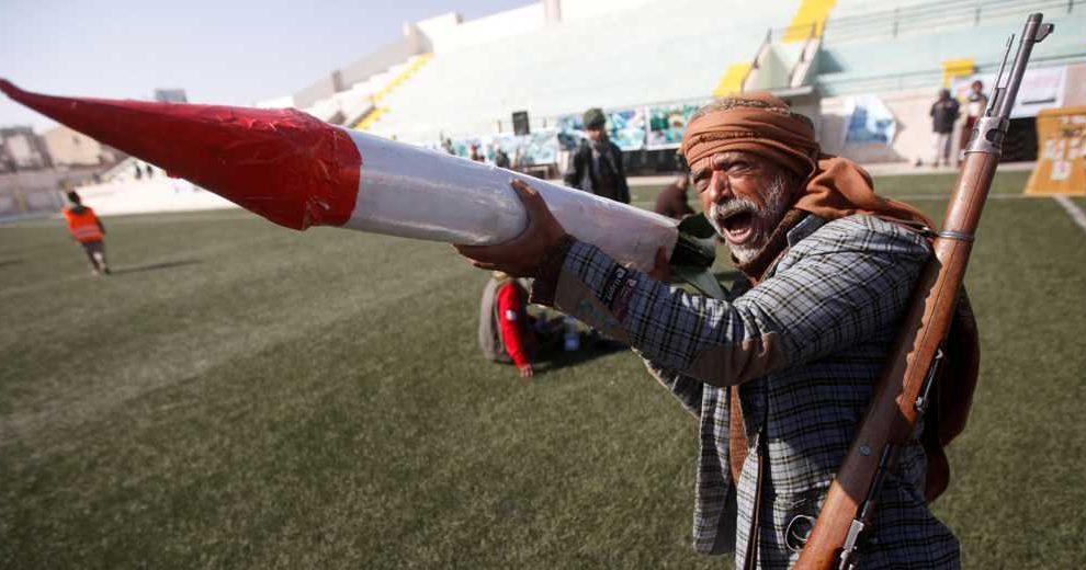 Фото: Mohamed Al-Sayaghi, Reuters