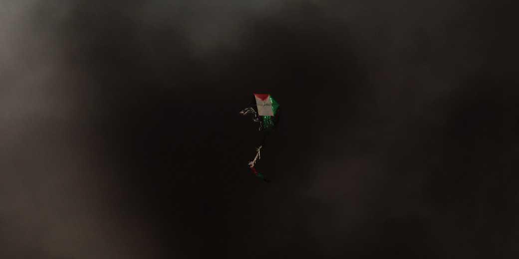 873038_Gaza_Kite_Fire_IlanAsayag