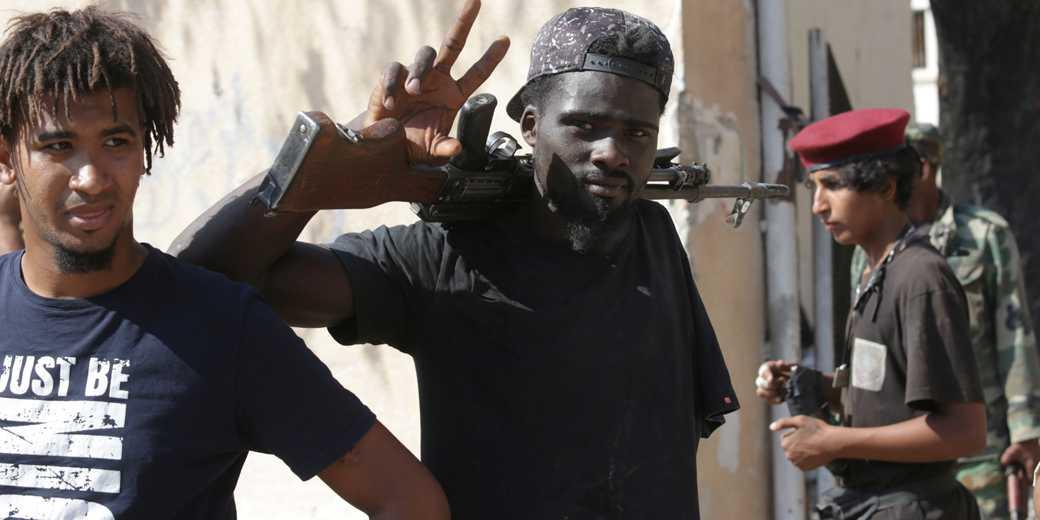 Фото: Esam Al-Fetori, Reuters