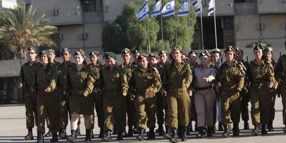 Половина израильтян за профессиональную армию