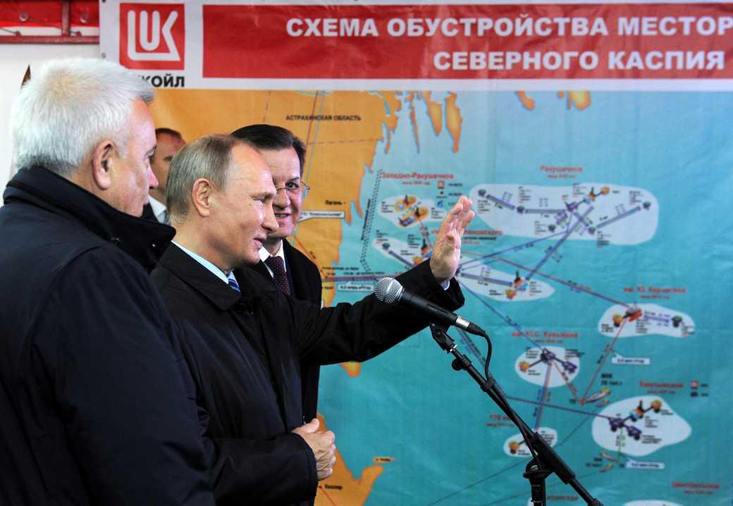 Фото: Агентство Sputnik, Mikhail Klimentyev - для  Reuters