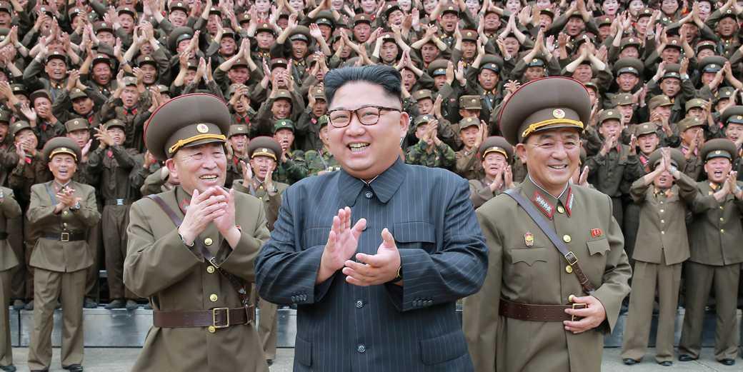 Фото: KCNA KCNA, Reuters