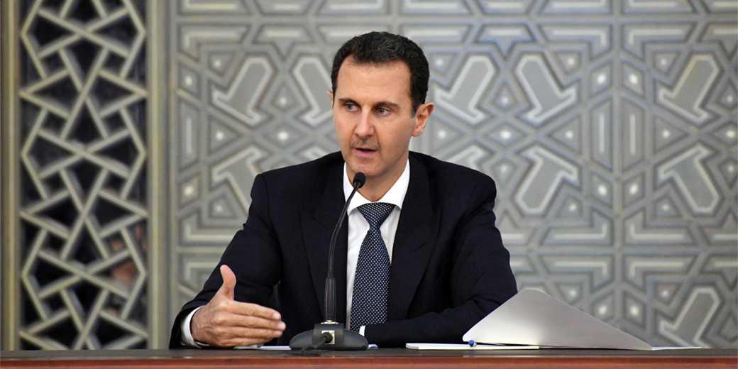 Фото: SANA, Reuters.