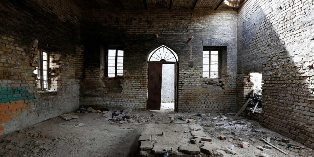 Фото: Wissm Al-Okili, Reuters
