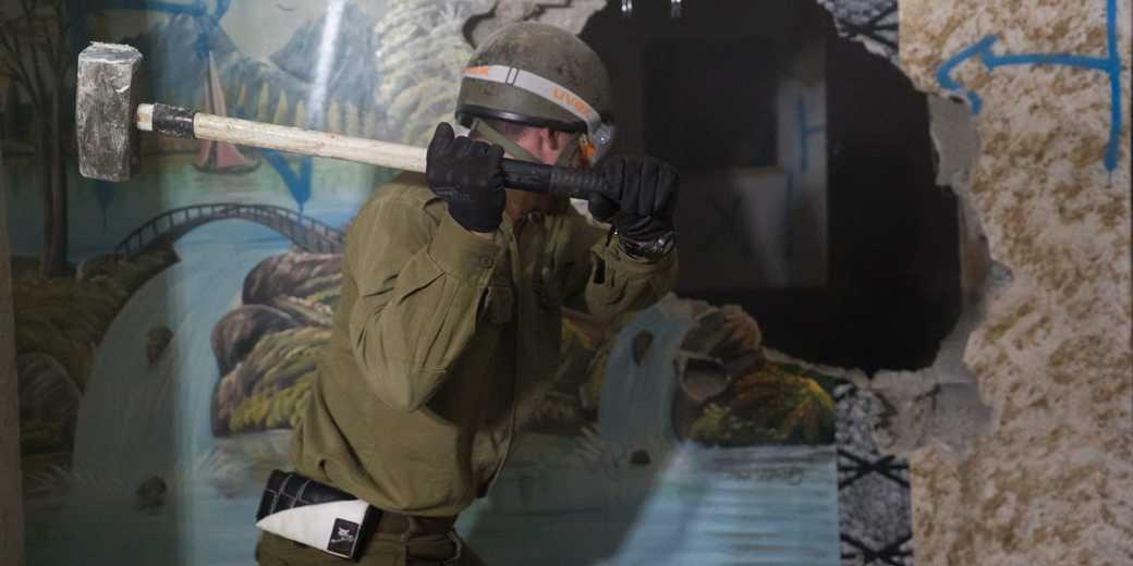 army soldat 750976 dovrut tzahal
