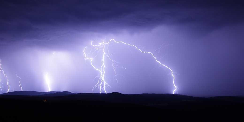 flash rain pixabay