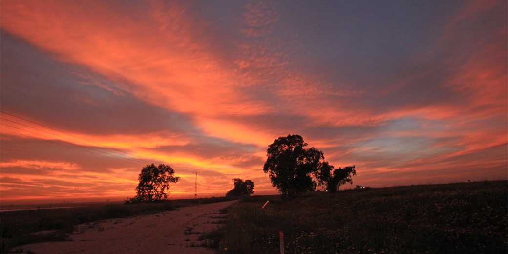 859573_Otef_Gaza_sunset_Eliyahu_Hershkovich