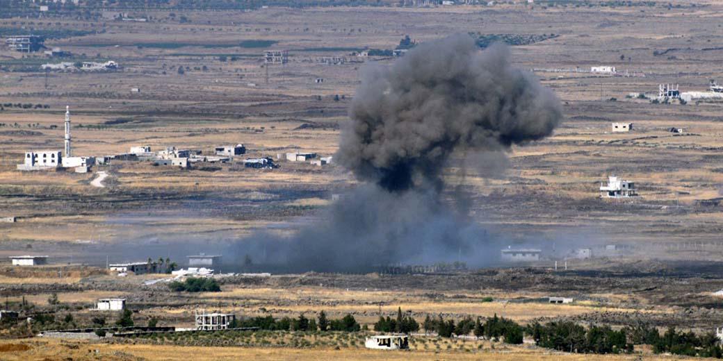 סוריה מלחמה מבט מישראל