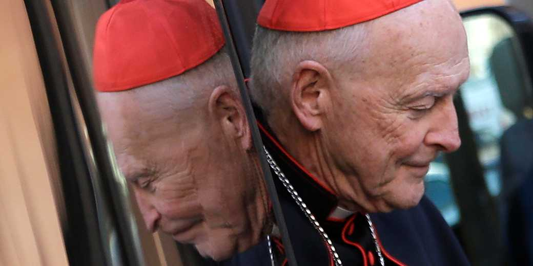 RTX6A634_Cardinal¬McCarrick_MaxRossi_Reuters