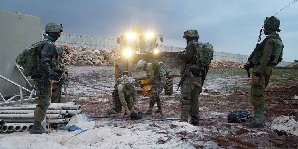 sever army press tzahal