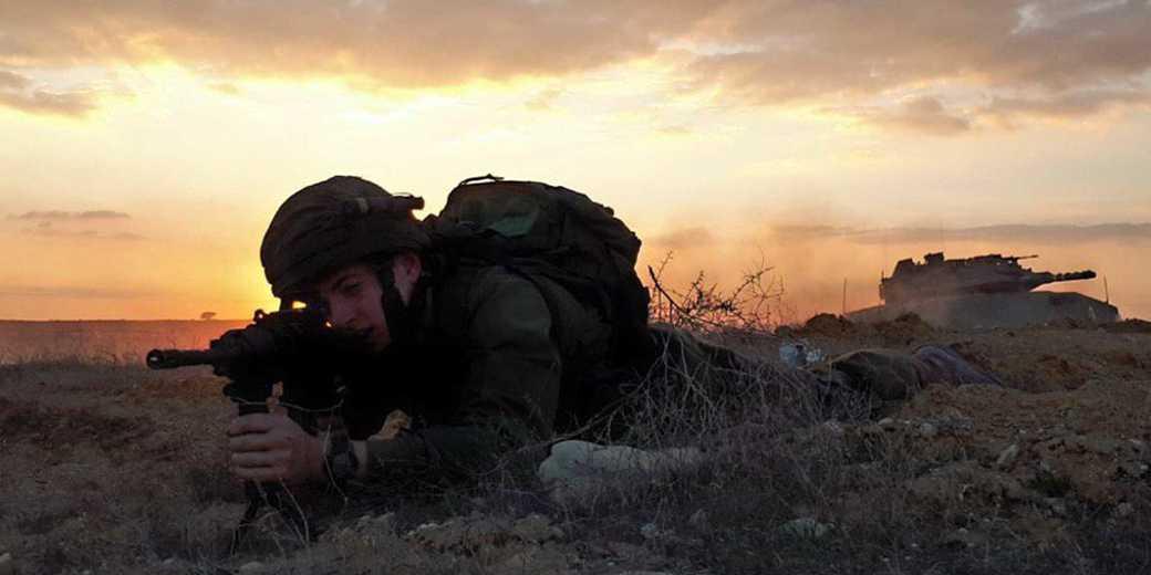 army press sluzba tzahal