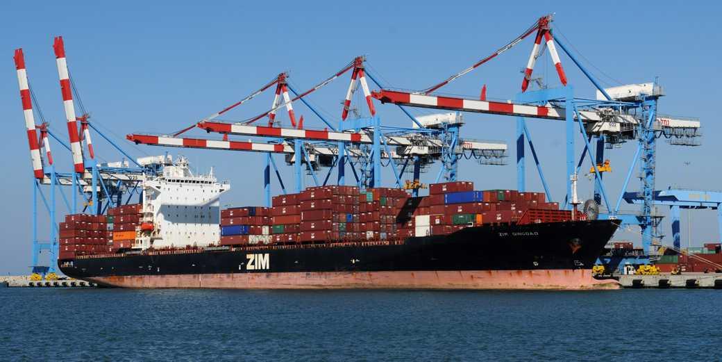 haifa port 443155 rami shalush