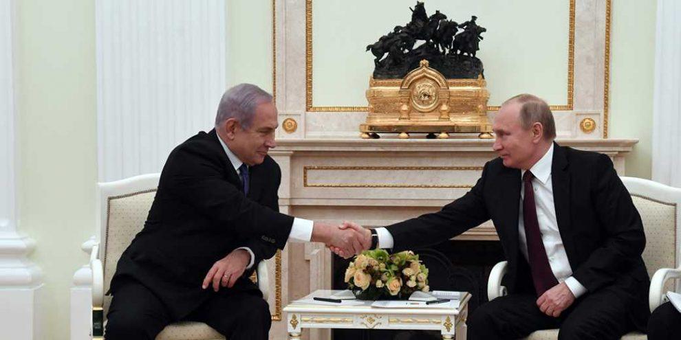 Предотвратит ли Путин войну Израиля с Ираном