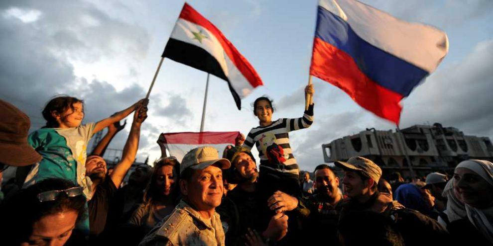 Ближневосточные иллюзии России