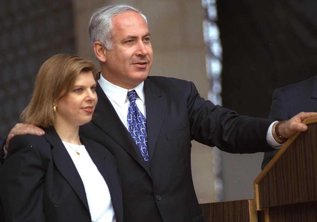Фото: Амос Бен Гершом, GPO. 1997 г.