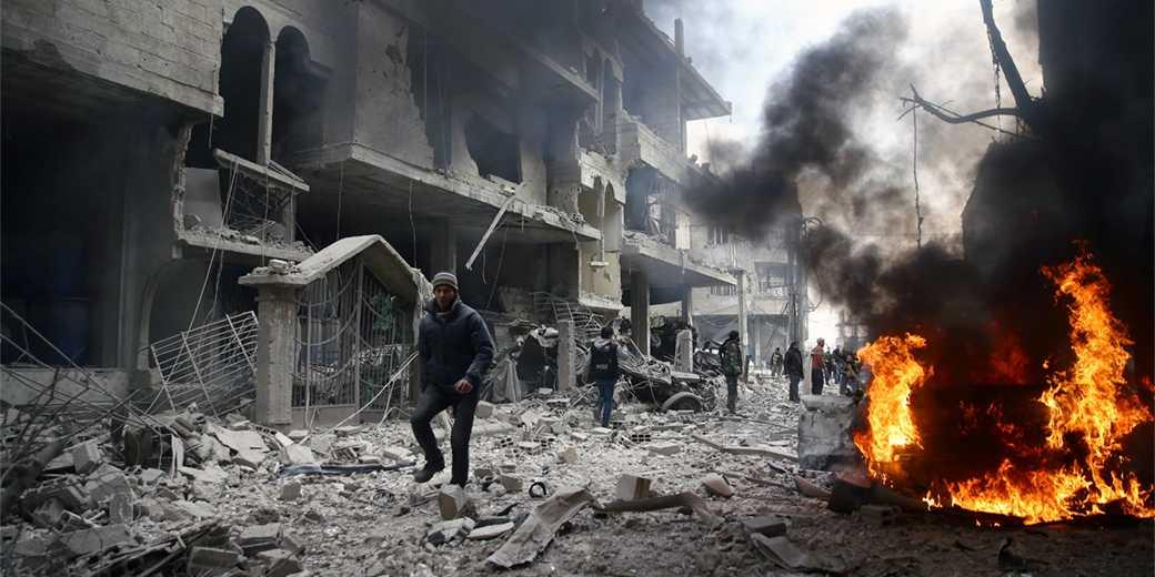 Фото: Bassam Khabieh, Reuters