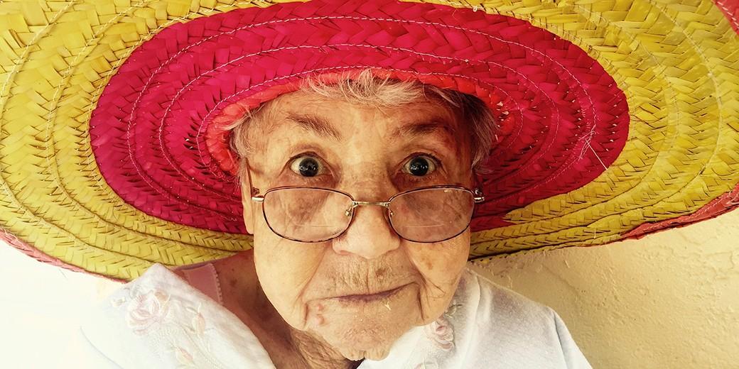 old woman - pixabay