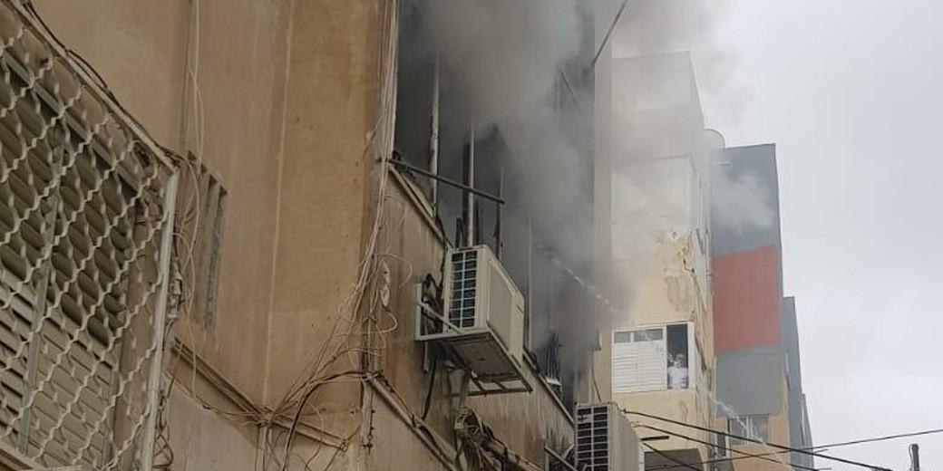 fire haifa police