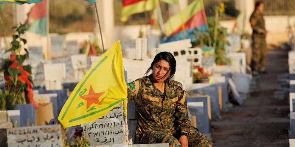 Курды в Сирии переходят из ислама в христианство