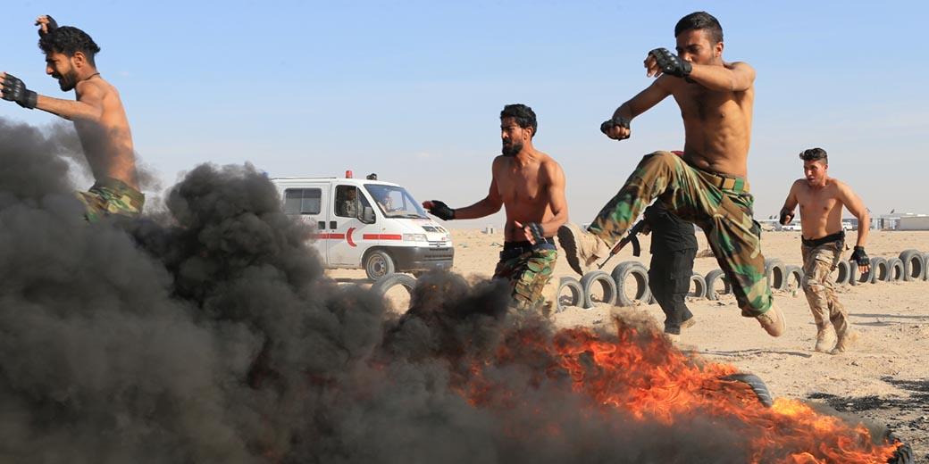 Фото:Thaier Al-Sudani, Reuters