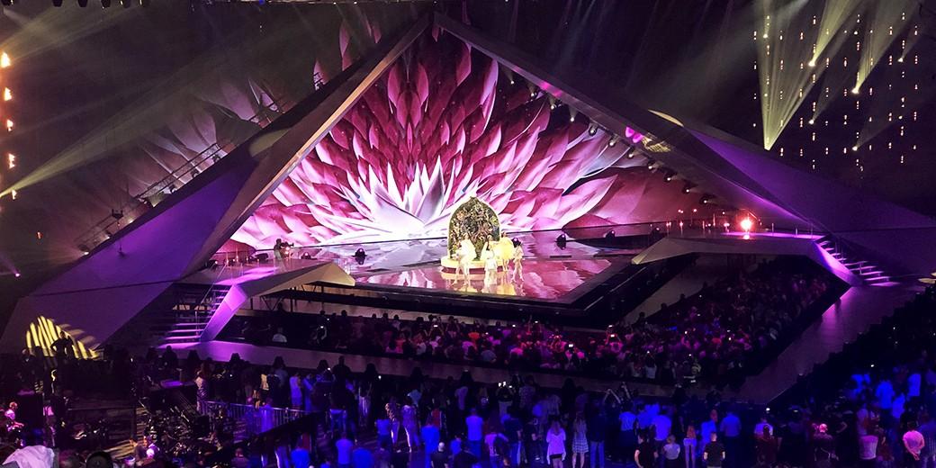Eurovision - Nadya Vazhnin