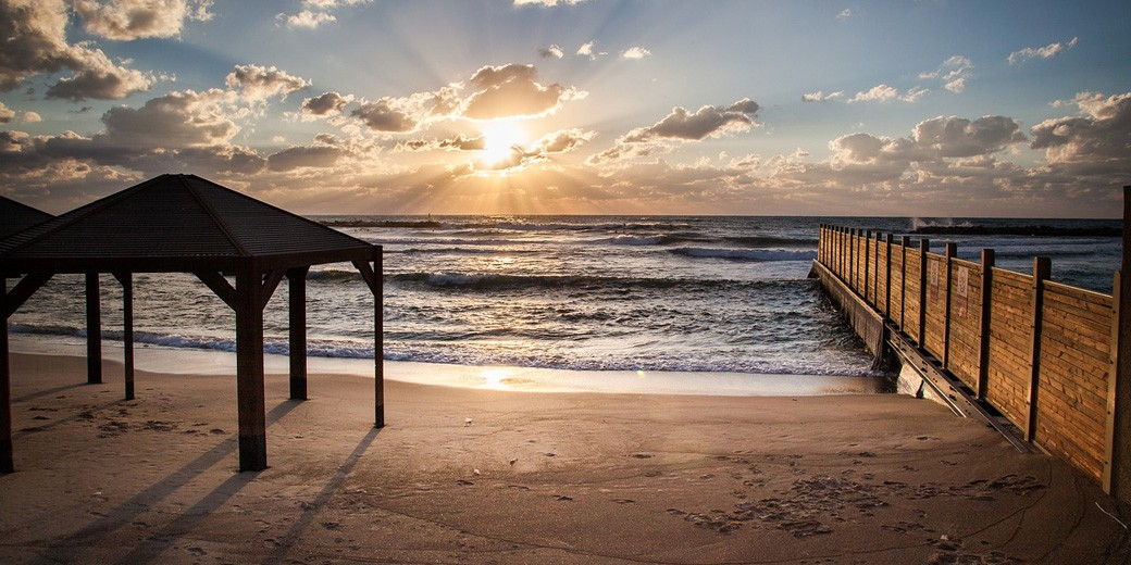 beach-sea weather pixabay