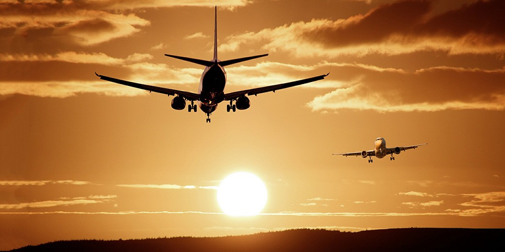 Plane-sun-pixabay