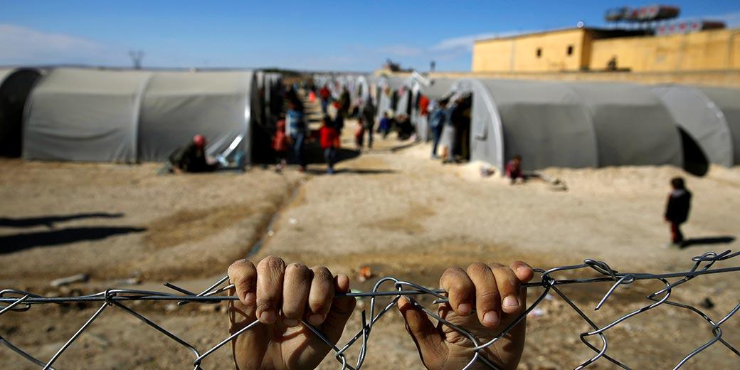 Фото: Yannis Behrakis, Reuters