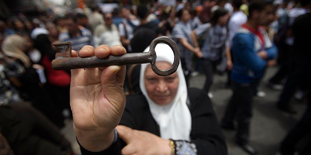 Фото: Fadi Arouri, Reuters