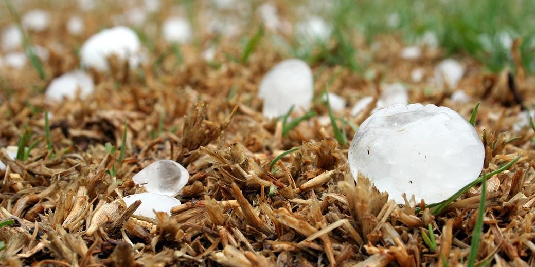hailstone- pixabay