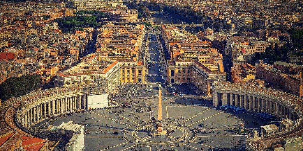 vatican pixabay