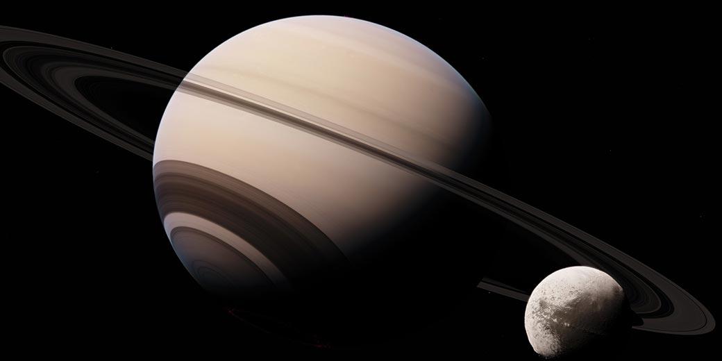 Saturn_Pixabay