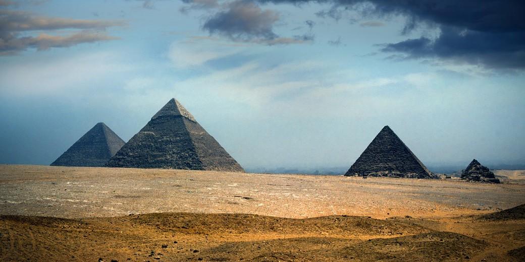 pyramid egypt pixabay
