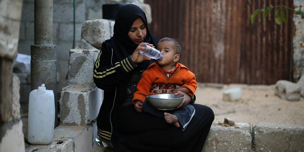Фото: Ibraheem Abu Mustafa Reuters