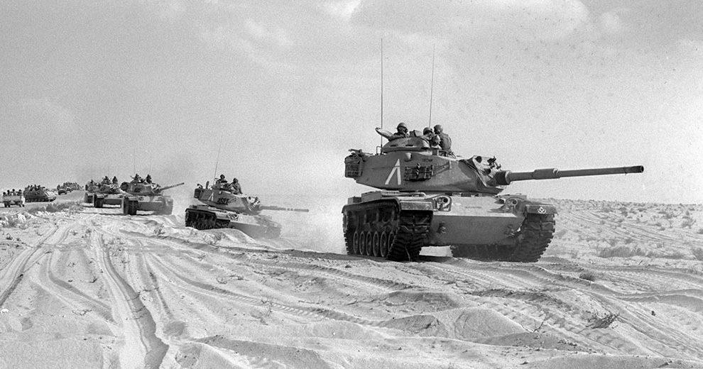 D334-100_Yom_Kipur_War_Sinai_Ilan_Ron