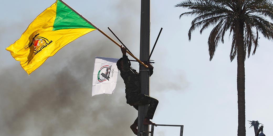 Фото: Khalid al-Mousily Reuters