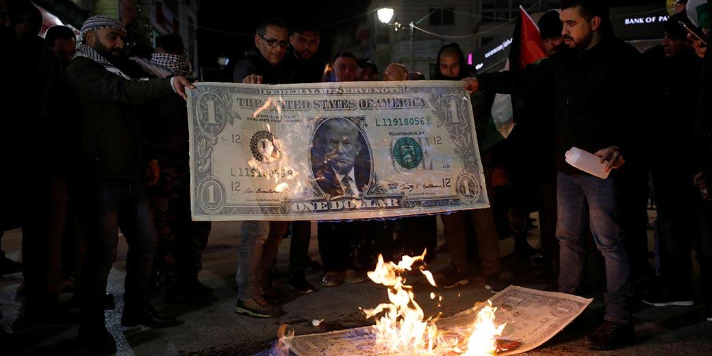 Фото: Mohamad Torokman, Reuters