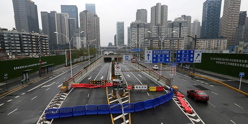 Фото: China Daily via Reuters