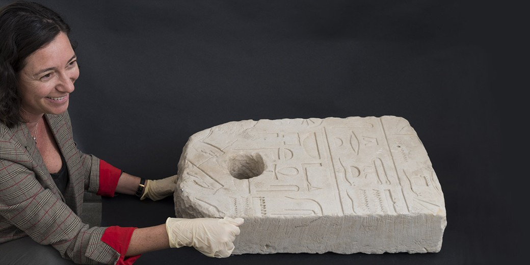Egyptian_anchor_Laura Lachman_Israel Museum