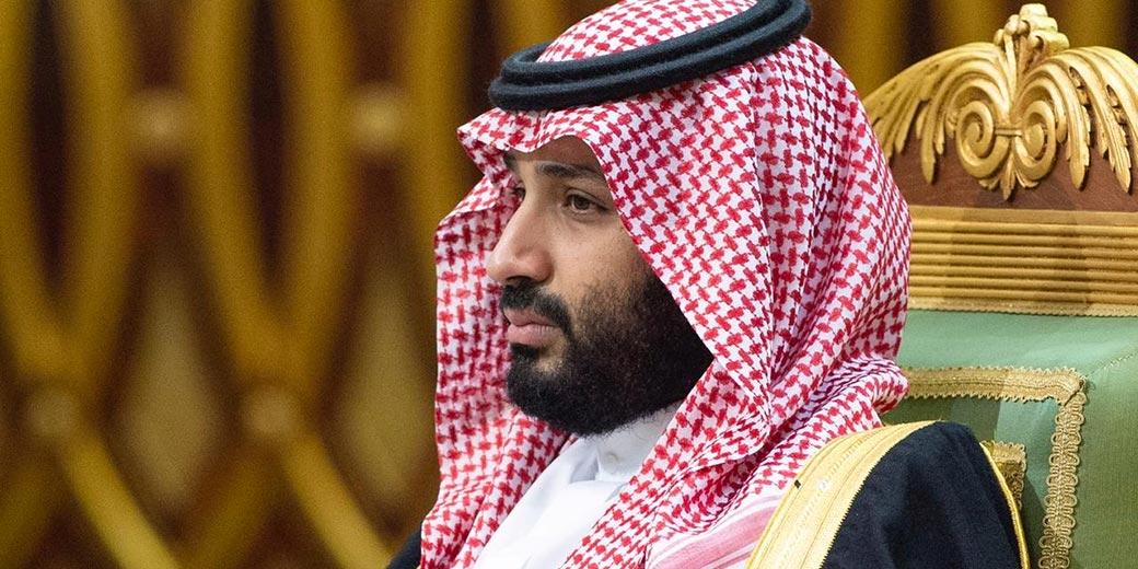 Фото: Bandar Algaloud Saudi Royal Court via Reuters