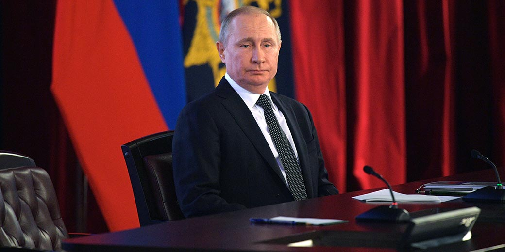 Фото: Sputnik Alexei Druzhinin Kremlin via Reuters