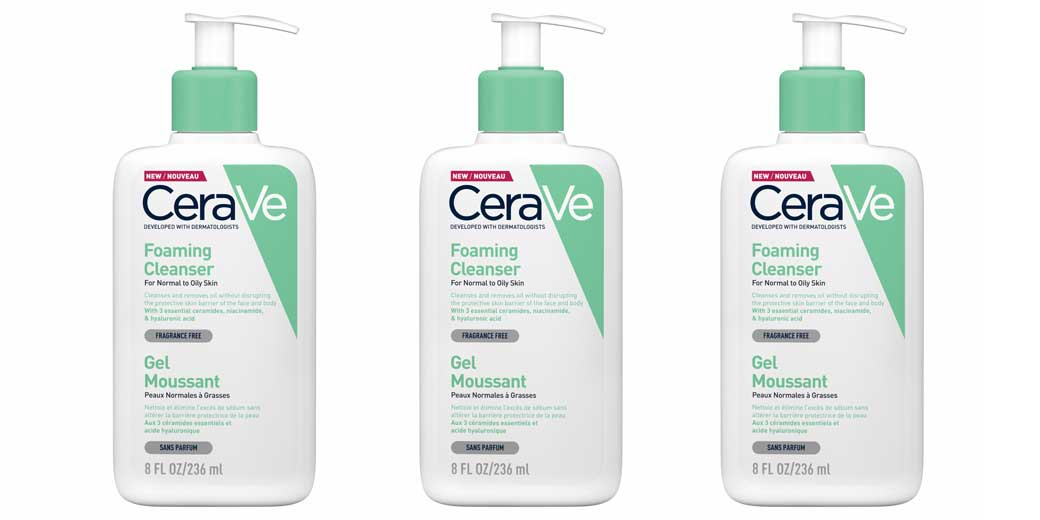 CERAVE---סרווה-------ג'ל-מקציף-לניקוי-העור--לעור-רגיל-עד-שמן-תכולה---236..