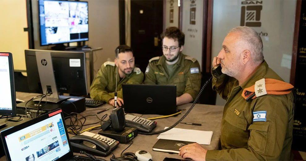 Israel_coronavirus_TZAHAL_Army_press-service